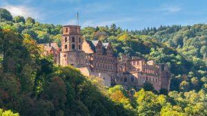 Hauptattraktion Schloss