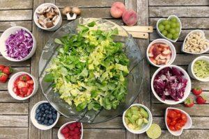 Zeit nehmen für gesundes Essen